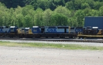 CSX Huntington shops